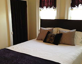 A convenient spot to begin or end a vacation weekend or holiday